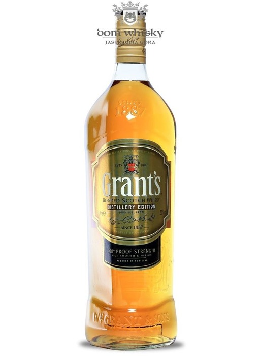 Grant's Distillery Edition 100 Proof / 50% / 1,0l