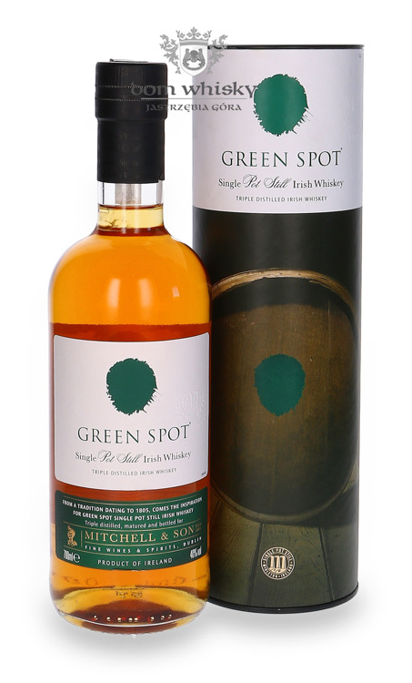 Green Spot Single Pot Still / 40% / 0,7l