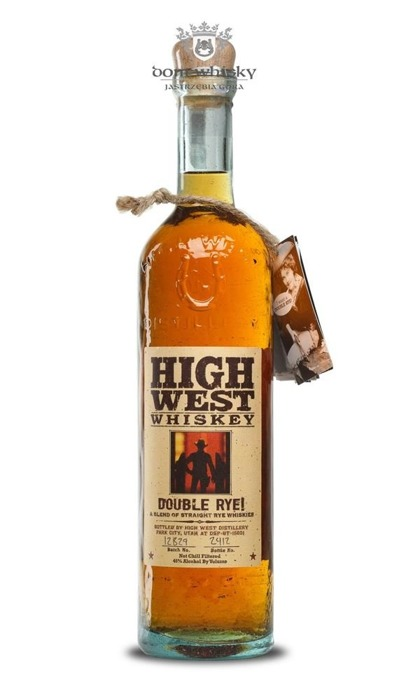High West Double Rye (Utah) / 46% / 0,75l