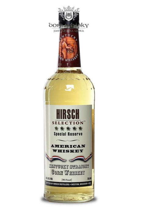 Hirsch Selection Special Reserve Corn Whiskey / 45% / 0,75l
