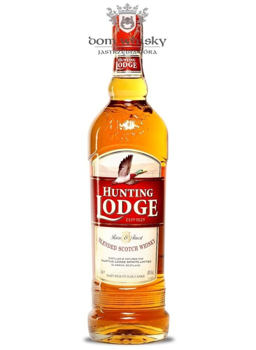 Hunting Lodge Blended Scotch Whisky / 40% / 0,7l