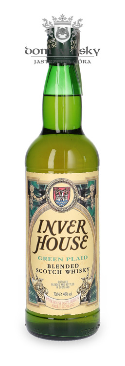 Inver House Green Plaid / 40% / 0,7l