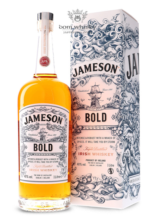 Jameson Bold, The Deconstructed Series / 40% / 1,0l