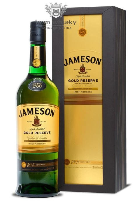 Jameson Gold Reserve / 40% / 0,7l
