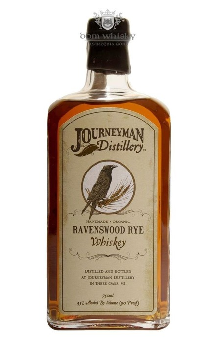 Journeyman Ravenswood Rye Batch 24 (USA-Michigan) / 45% / 0,75l