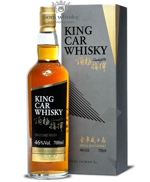 Kavalan King Car Conductor / 46% / 0,7l
