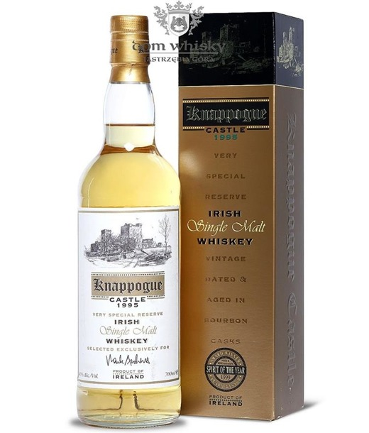 Knappogue 1995 Castle Very Special Reserve / 40% / 0,7l