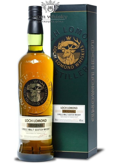 Loch Lomond Original  /40%/0,7l