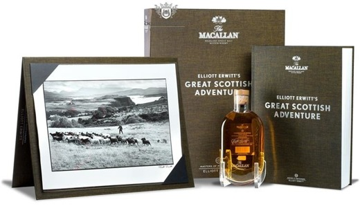 Macallan Masters of Photography, Elliott Erwitt /61,1%/ 0,35l