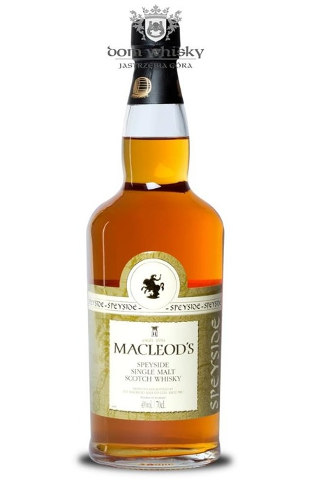 Macleod's Speyside Single Malt / 40% / 0,7l