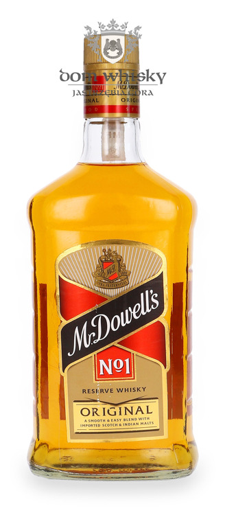McDowell's No.1 Reserve Whisky / 42,8% / 0,75l