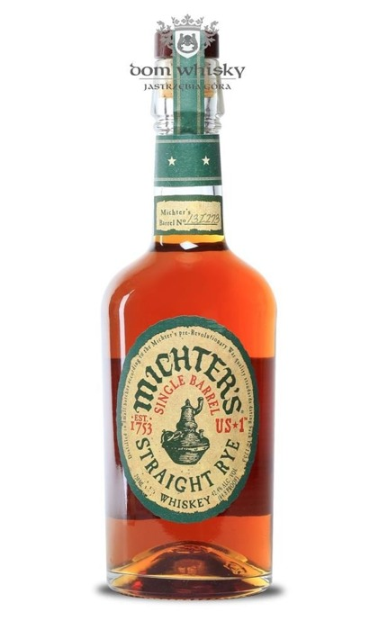 Michter's Straight Rye Small Batch / 42,4 % / 0,75l