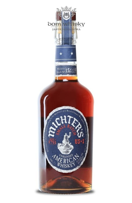 Michter's Unblended American Whiskey Small Batch / 41,7% / 0,75l