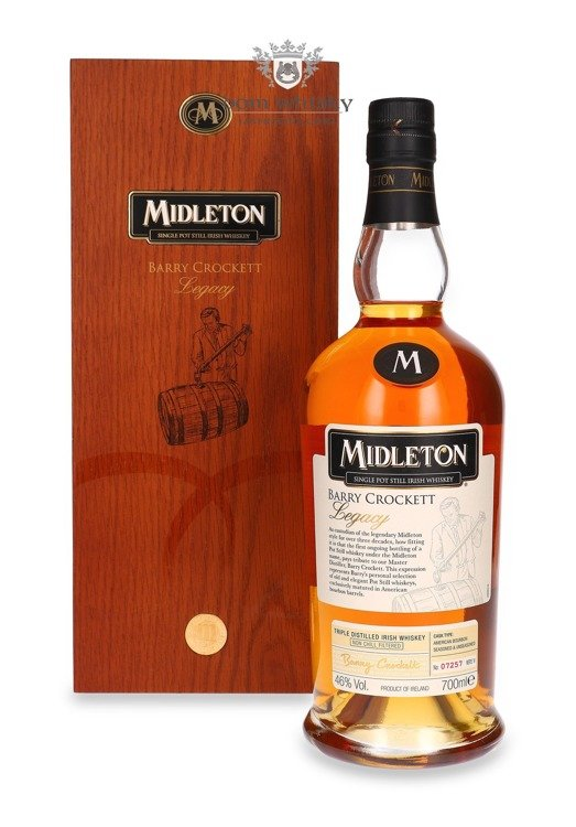 Midleton Barry Crockett Legacy / 46% / 0,7l