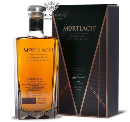 Mortlach Special Strenght / 49% / 0,5l