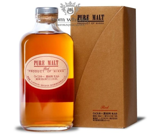 Nikka Pure Malt Red / 43% / 0,5l