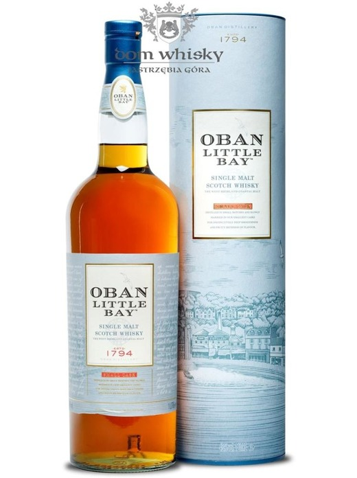 Oban Little Bay / 43% / 1,0l