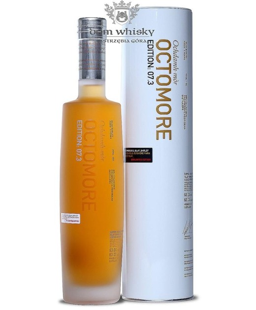 Octomore 5-letni, Islay Barley, Edition: 07.3(169 ppm)63%/ 0,7l