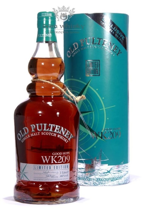 Old Pulteney Good Hope WK 209 / 46%/ 1,0l