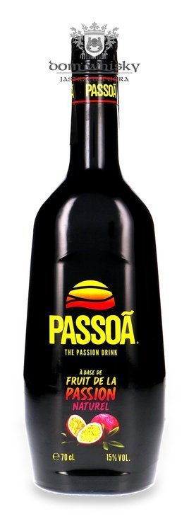 Passoa Fermented Passion Fruit / 15% / 0,7l