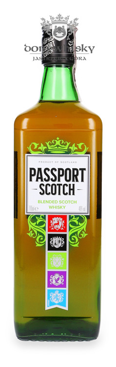 Passport Scotch Blended Whisky (Chivas Brothers) / 40% / 0,7l