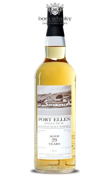 Port Ellen 29 letni D.1983 B.2013 Old Bothwell / 51,3% / 0,7l