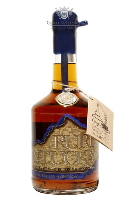 Pure Kentucky XO Small batch Botique Bourbon / 53,5% / 0,75l