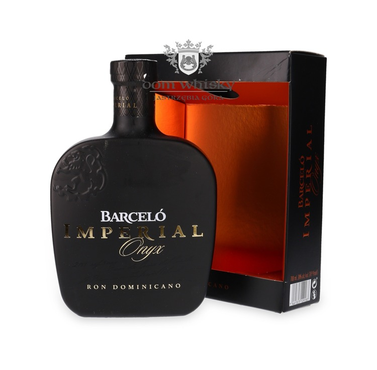 Ron Barcelo Imperial Onyx Aged Ron Dominicano / 38% / 0,7l