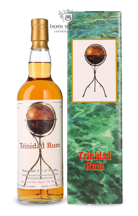 Rum Trinidad Moon Collection, (D.2000 B.2016) / 45% / 0,7l