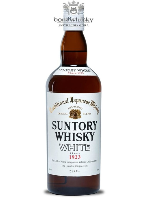 Suntory Whisky White / 40% / 0,64l