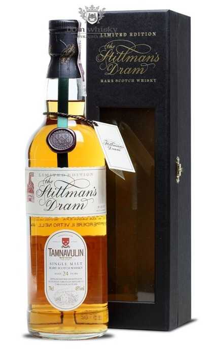 Tamnavulin 24-letni The Stillman's Dram / 45%/ 0,7l