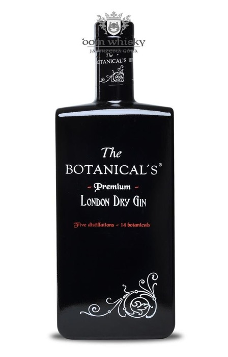 The Botanical's Premium London Dry Gin / 42,5% / 0,7l