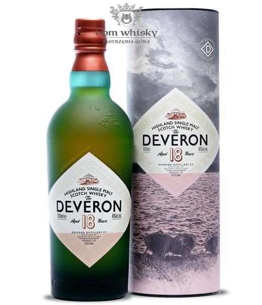 The Deveron 18-letni / 40% / 0,7l
