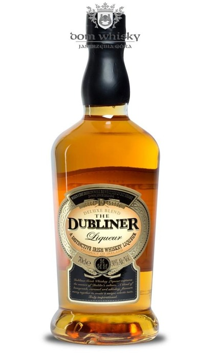 The Dubliner Irish Liqueur / 30% / 0,7l
