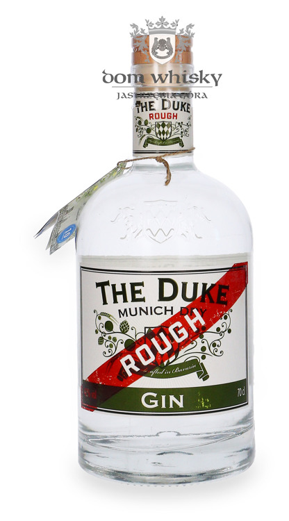 The Duke Munich Dry Rough Gin / 42% / 0,7l