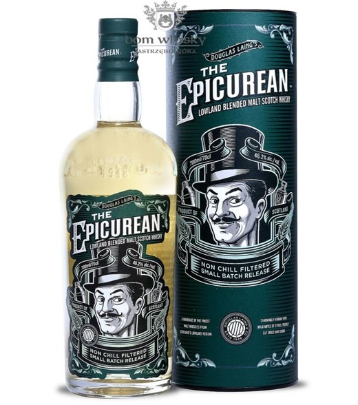 The Epicurean Lowland Blended Malt Douglas Laing&Co. /46,2%/0,7l