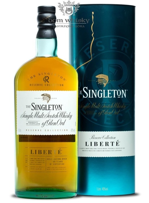 The Singleton of Glen Ord Liberté / 40% / 1,0l