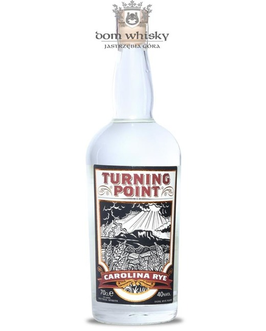 Turning Point Carolina Rye / 40% / 0,7l