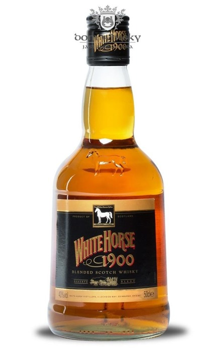 White Horse 1900 Blended Scotch Whisky / 40% / 0,5l