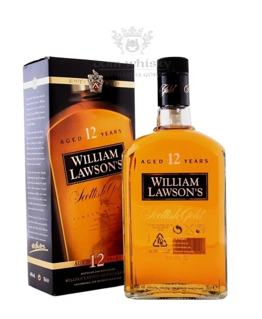 William Lawsons 12 letni / 40% / 0,7l