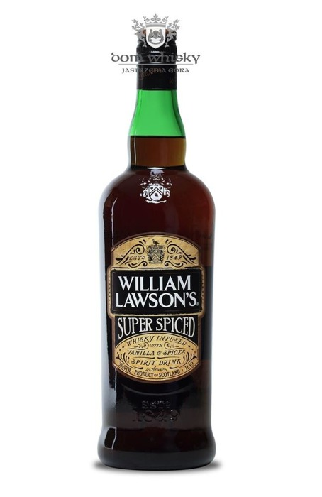 William Lawsons Vanilia & Spice Spirit Drink / 35% / 1,0l