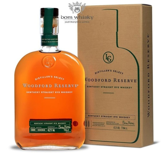 Woodford Reserve Kentucky Straight Rye / 45,2%/ 0,7l