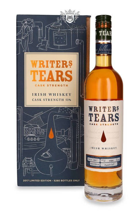 Writer's Tears Cask Strength 2017 Limited Edition / 53% / 0,7l