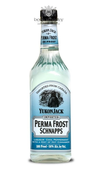 Yukon Jack Perma Frost Schnapps Canadian / 50% / 0,75l