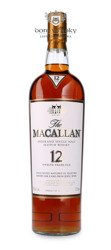 MACALLAN 12-LETNI (MATURED IN SHERRY CASKS) /43%/ 1,75L