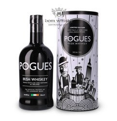 Pogues Irish Whiskey Limited Edition / 40% / 0,7l
