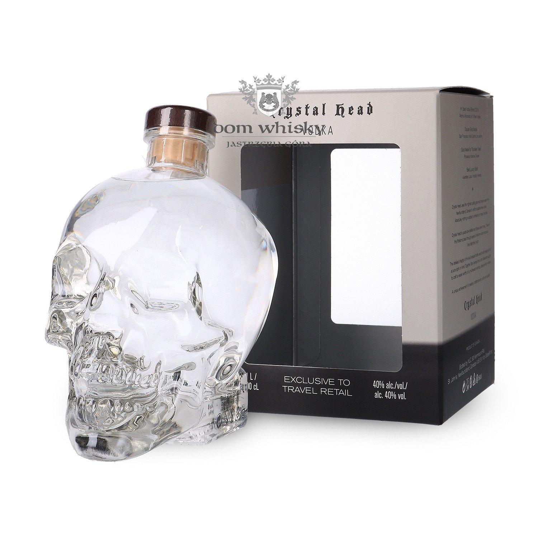 911deacb4e4ac2 Wódka Crystal Head / 40% / 1,0l. Cena katalogowa: