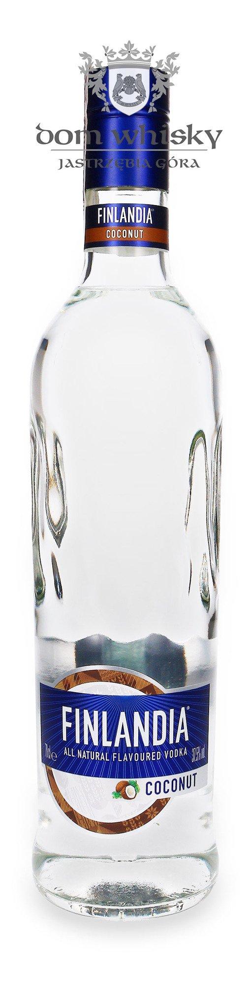 4bd454c9882f1a Wódka Finlandia Coconut / 37,5% / 0,7l. Cena katalogowa: