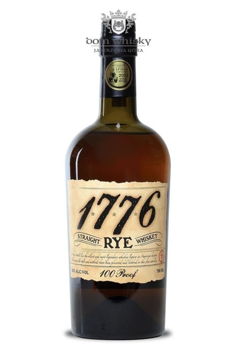 1776 James E. Pepper Straight Rye / 50% / 0,7l