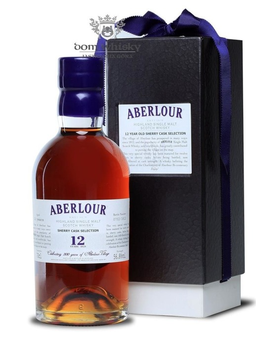 Aberlour Celebrating 200 years of Aberlour Village / 56,8% /0,7l